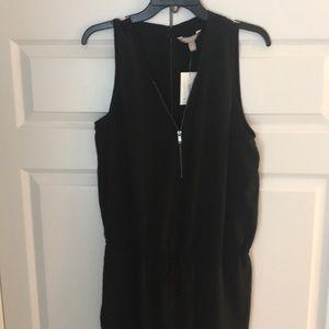 Black jumpsuit NWT size 10